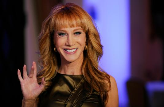 Kathy Griffin Complains After Being 'Blacklisted' From Hollywood