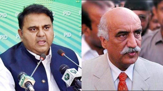 PPP Leader Mocks Fawad  over 'Space Statement'