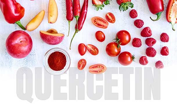 Quercetin: A Protective Flavonoid against Eye Ailments