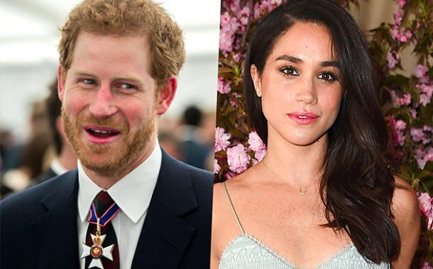 Prince Harry to Marry American Actress Meghan Markle
