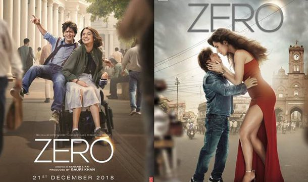 Complaint Filed Against SRK's 'Zero'