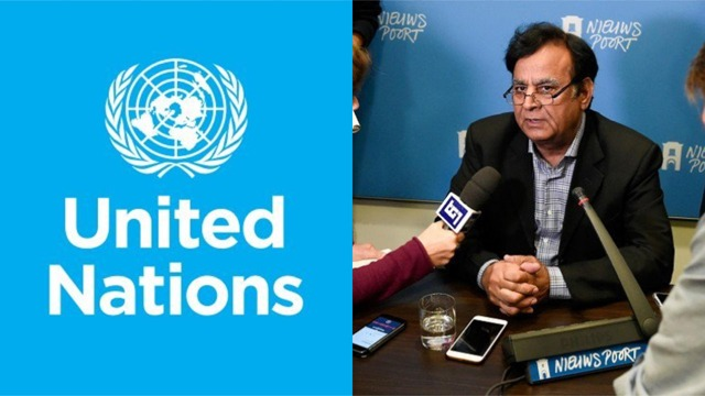 UN Didn't Force Asia Bibi's Lawyer to Leave Country
