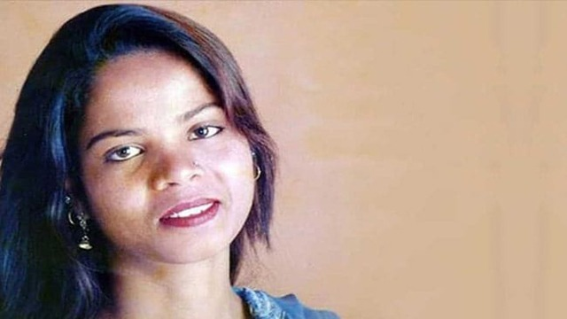 Asia Bibi Flies from Jail, Plane's Destination not Known