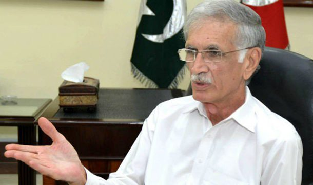 Pervez Khattak Elected as Chairman Parliamentary Committee on Elections Irregularities