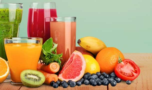 Increasing Nutritional Value of Juices by Combination Method