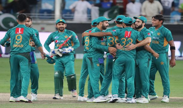 Pakistan Whitewash New Zealand in Twenty20 Series