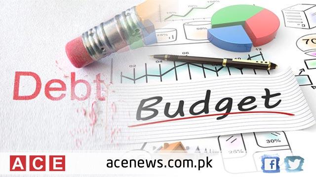 40% budget will goes to debt repayment