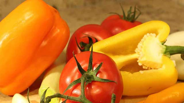 Biosynthesized Silver Nanoparticles: Effective against Sweet Pepper Pathogen Fungi