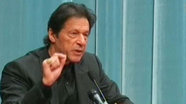 Corruption Badly Affect Pakistan's Growth Rate: PM Imran