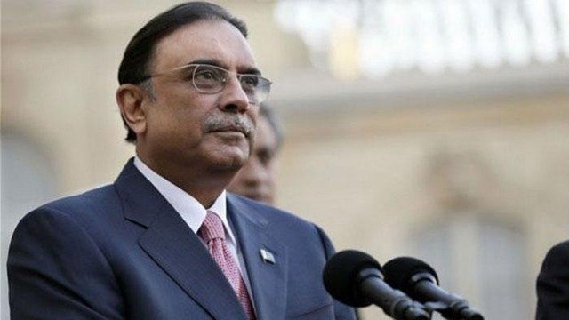 Ways are Being Found to Arrest Me: Zardari