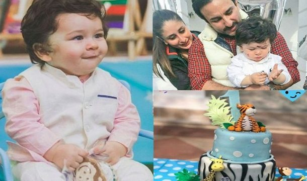 Taimur Ali Khan Celebrates His First Birthday in True Nawabi Style