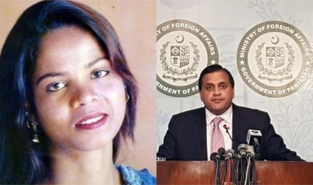 FO Dismissed Rumors Regarding 'Asia Bibi Leaving Country'