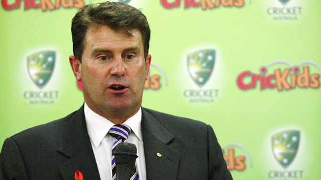 Mark Taylor Resigns as Director  Cricket Australia