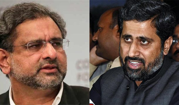 Fayaz Chohan Should Get his Mental Checkup: Khaqan Abbasi