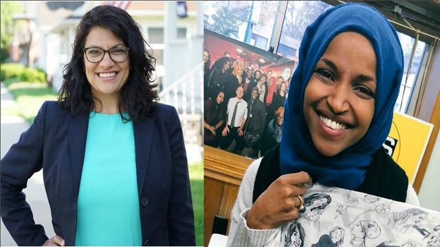US Elected Two Muslim Women to Congress