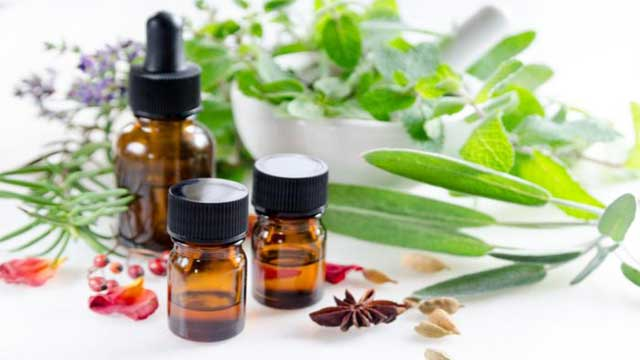 Chemical Composition of Lavender Essential Oil for Skin Diseases