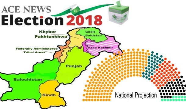 General Election 2018: ACE News National Projections for General Elections 2018
