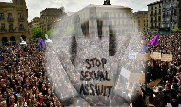 Thousands of Women March in Spain Against Sexual Violence