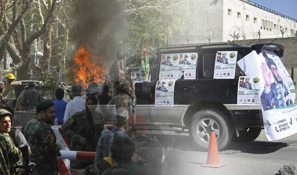 Afghan Elections-180 killed or Injured in 200 Attacks Across Afghanistan