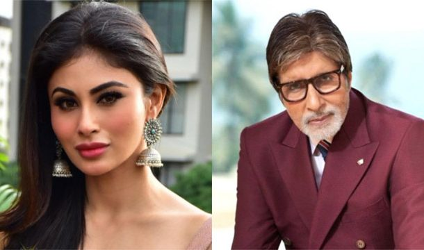 I Can Die Happily after Working with Amitabh Bachchan : Mouni Roy