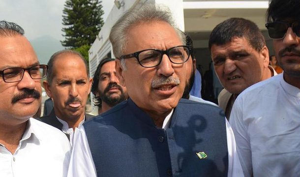 President Elect Arif Alvi has Strong Democratic Credentials