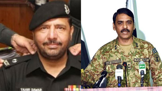 DG ISPR Highly Condemned Brutal Murder of SP