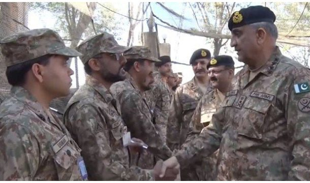 We are Professional, Ready to Defend Motherland: COAS