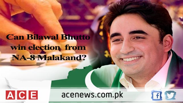 General Election 2018: Can Bilawal Bhutto Win Election from NA-8 Malakand?