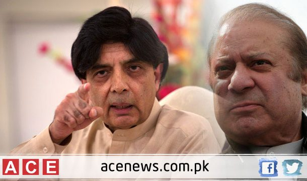 Chaudhry Nisar Refutes Nawaz Sharif's Claim on Mumbai Attack Trial