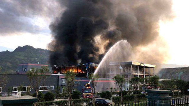 China: At least 22 Dead in Explosion