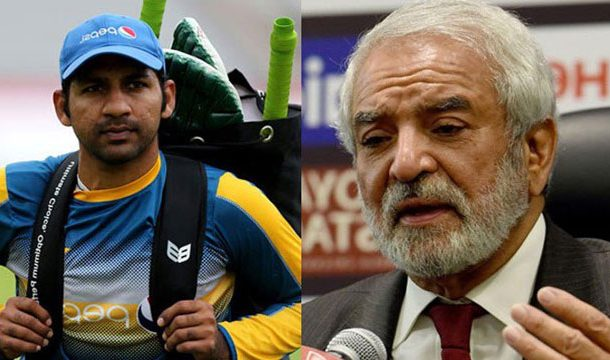 Sarfaraz to Remain Captain in World Cup 2019: PCB Chairman