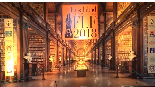 5th Faisalabad Literary Festival Enriched Cultural Values