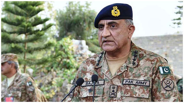Army is Not Associated with Any Political Activity: Military Leadership