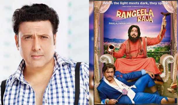 Govinda Disappointed with Bollywood Environment