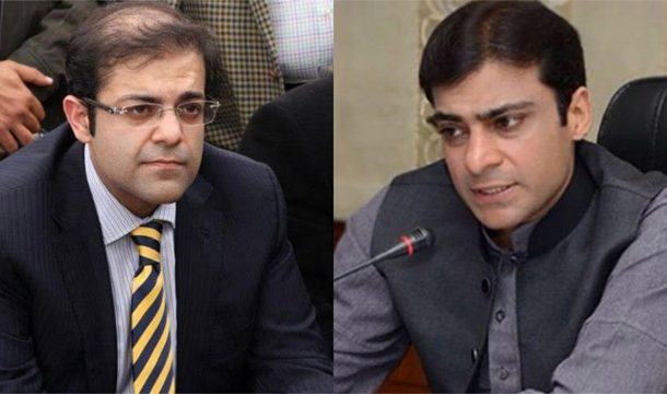 NAB Requests to get Hamza, Salman on ECL