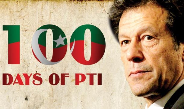 100 Days of PTI Government at a Glance