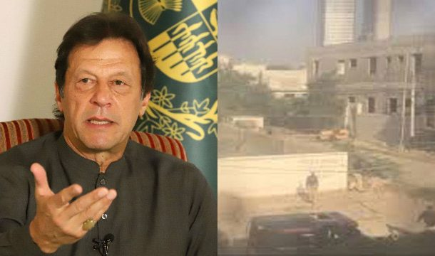 Chinese Consulate Attack Aimed to Undermine Pak-China Relations: PM Khan