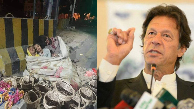 PM Khan Asks to Provide Shelter to Homeless