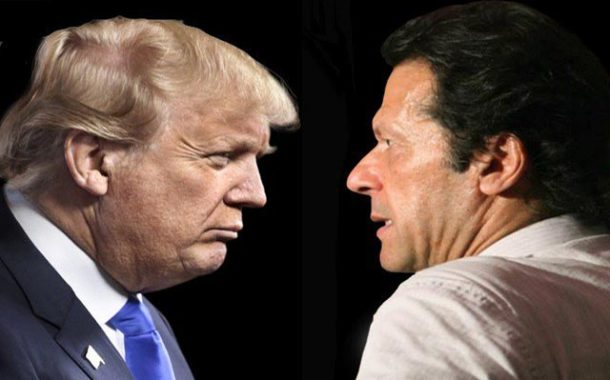 PM Imran Hits Back Trump, Defends Pakistan