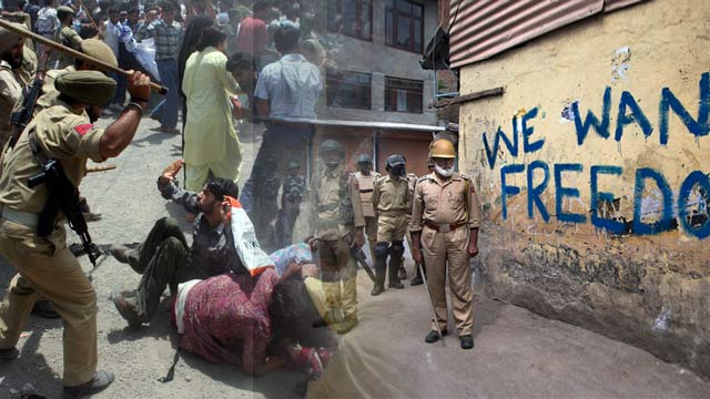 Eight More People Martyred by Indian Forces in Indian Occupied Kashmir