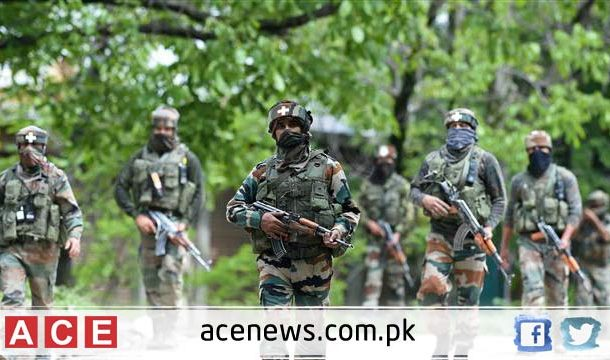 Indian Occupied Forces Preparing to Launch Massive Crackdown in Kashmir