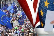 Thousands March in London for a Second Brexit Referendum