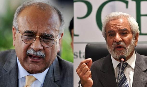 Najam Sethi Demands PCB's Apology