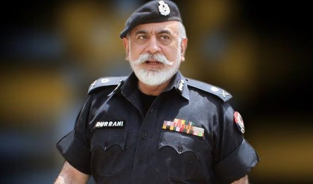 The Hopes of Police Reforms Dashed as Nasir Durrani Resigned