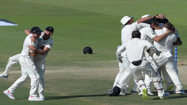 Pak VS NZL: Pakistan Opted to bat first in 2nd test