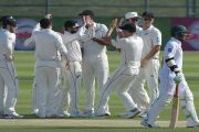 NZL Stuns Pakistan in First Test Match