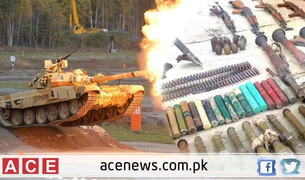 Pakistanis are the 4th Largest Civilian Population in the World for Keeping Weapons