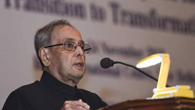 India: Ex-President Expressed Concern Over Rising Intolerance