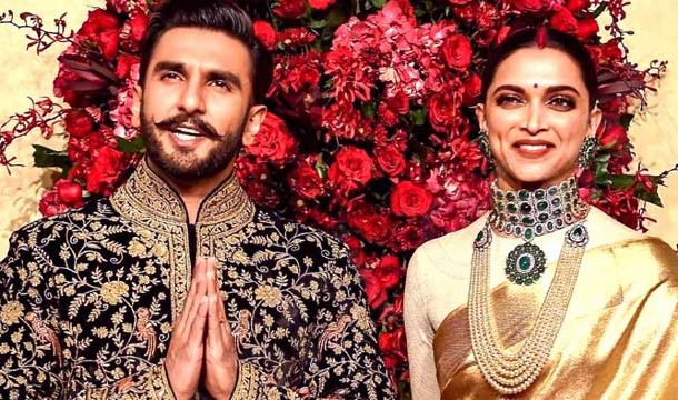 Lucky to Have Deepika in My life: Ranveer Singh