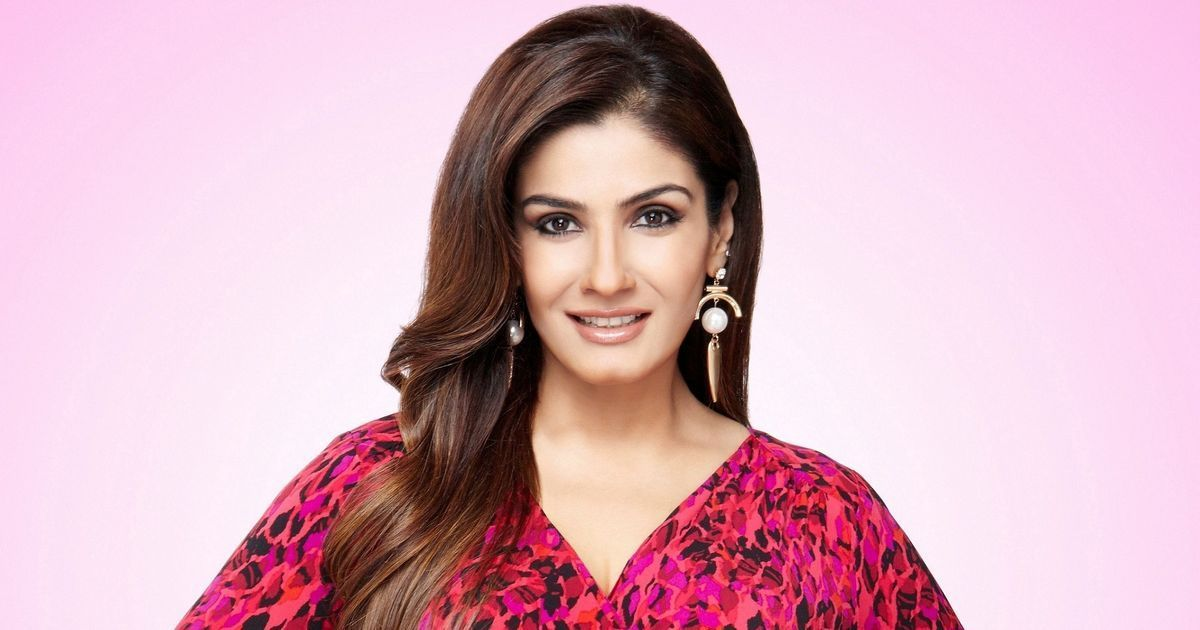FIR Against Bollywood Actor Raveena Tandon